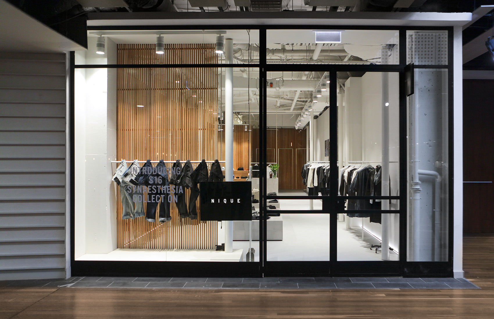 Minimalist Fashion Boutique | Melbourne Central | Nique Clothing