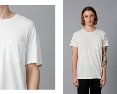The Nique Wolfgang Pocket Tee