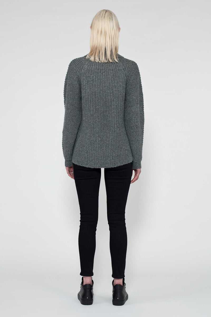 WOMENS STUDIO KNIT