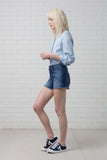 NIKKO DENIM SHORT