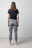 UMEKO DENIM JEAN - GREY