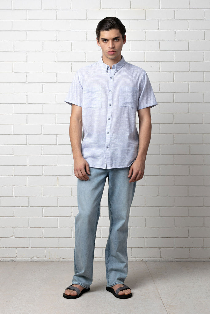 EIJI REGULAR SHORT SLEEVE SHIRT