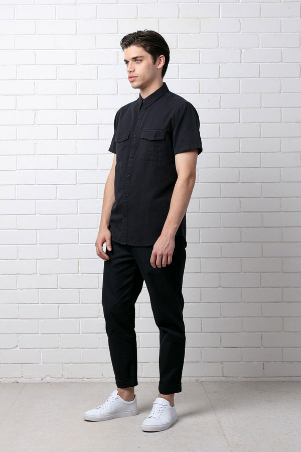 EZAKI REGULAR SHORT SLEEVE SHIRT