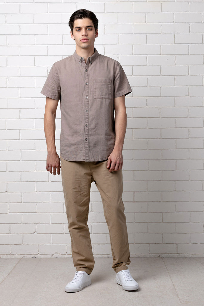 KITAO REGULAR SHORT SLEEVE SHIRT