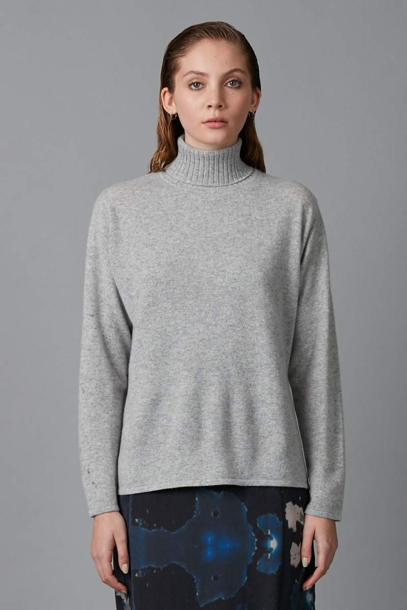 OXFORD AKENO CASHMERE KNIT - Nique Clothing