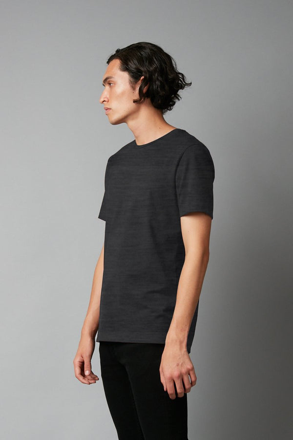 CHARCOAL SLIM TSHIRT - Nique Clothing