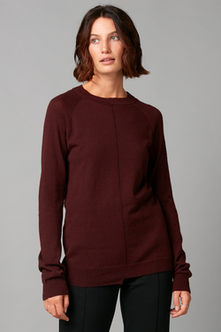 Cinnamon Akasuki Merino Wool Knit Jumper