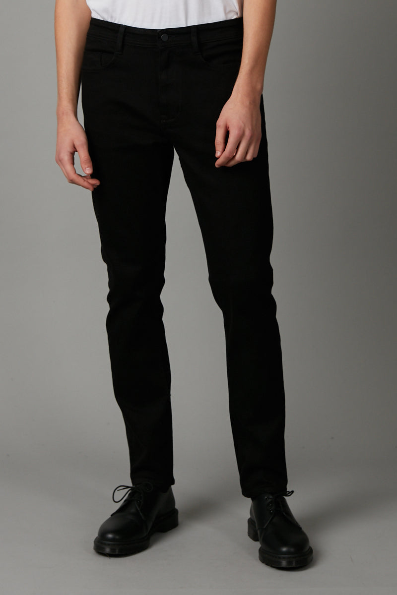 BLACK AMSTERDAM DENIM JEAN