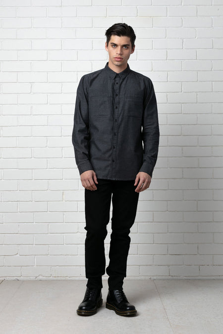 DENIM TAMBARA REGULAR SHIRT