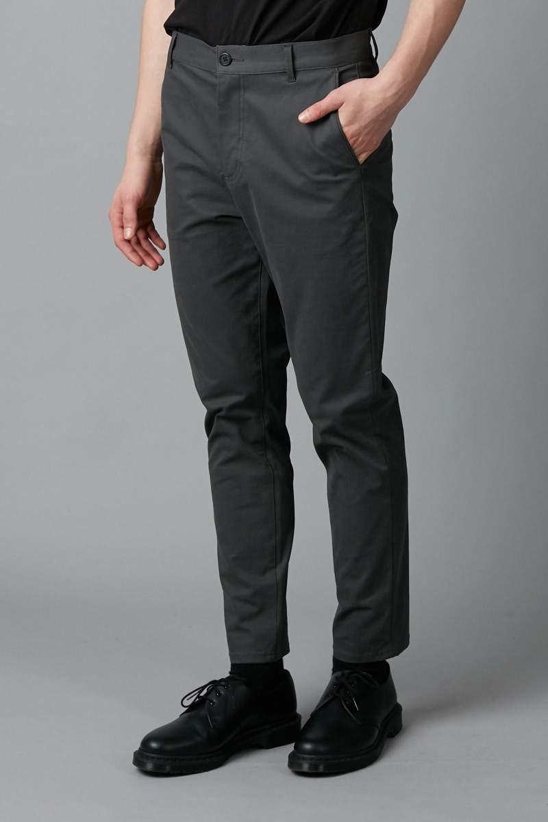 DEEP KHAKI UNISEX MIEKO PANT - Nique Clothing