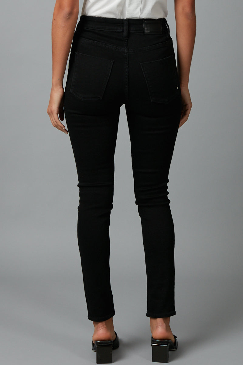 BLACK ANTWERP DENIM JEAN