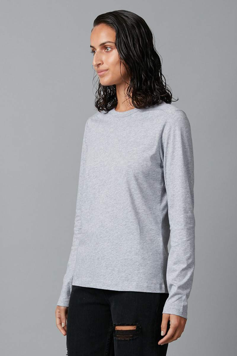 GREY MARLE KAZOKO LONG SLEEVE TEE