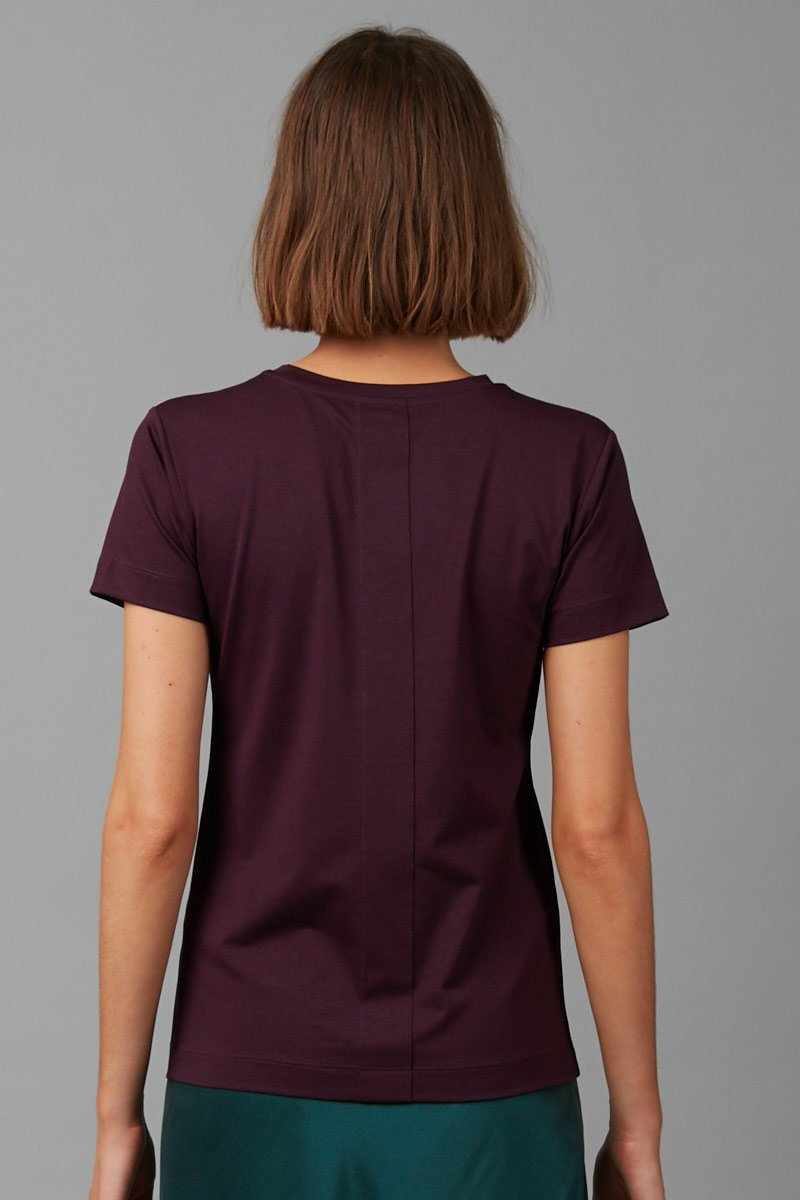 BLACKCURRANT RINJI TEE
