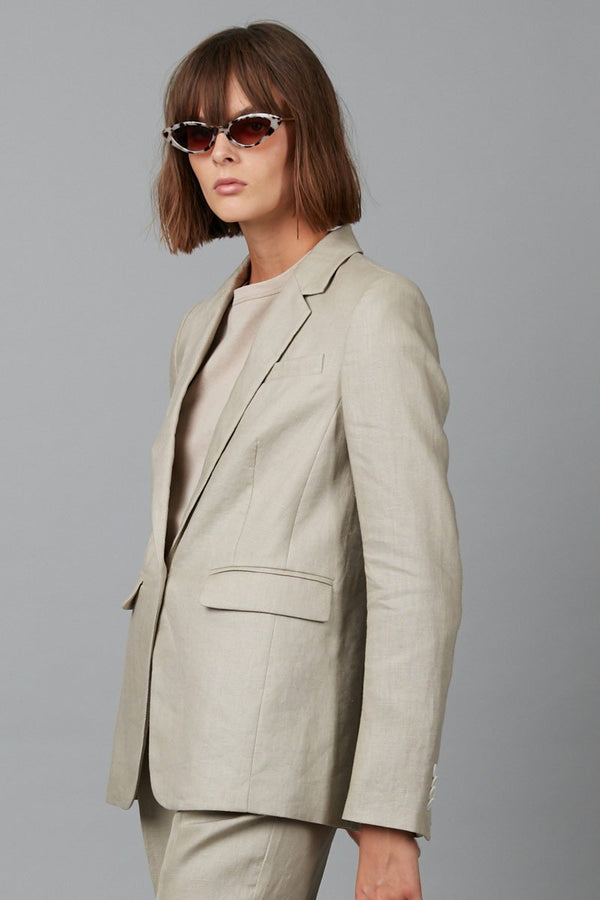 CEMENT MIRO TAILORED JACKET