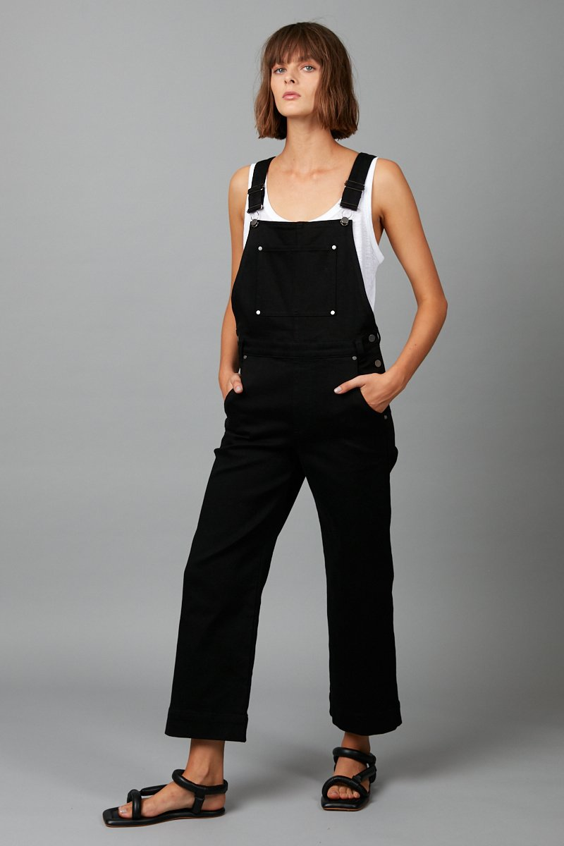 JOJA FULL LENGTH OVERALLS - Nique Clothing