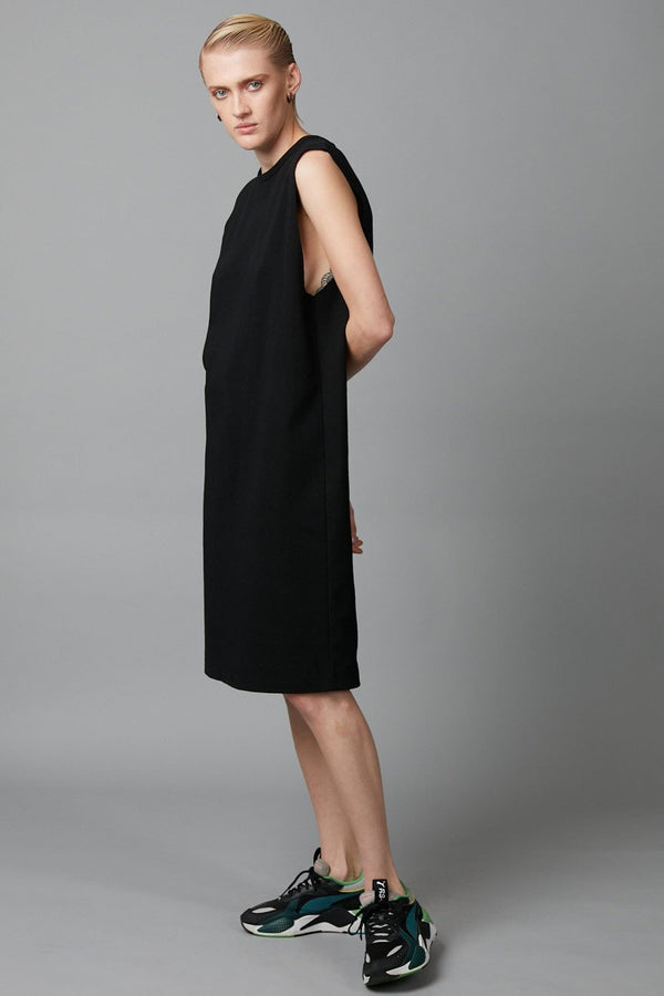 BLACK BOX TANK DRESS