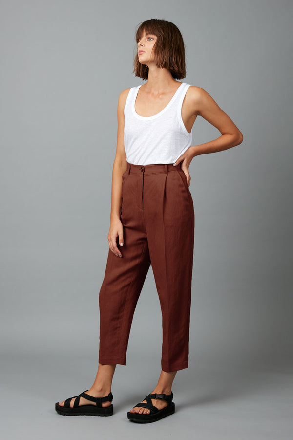 RUST FLOAT PANT