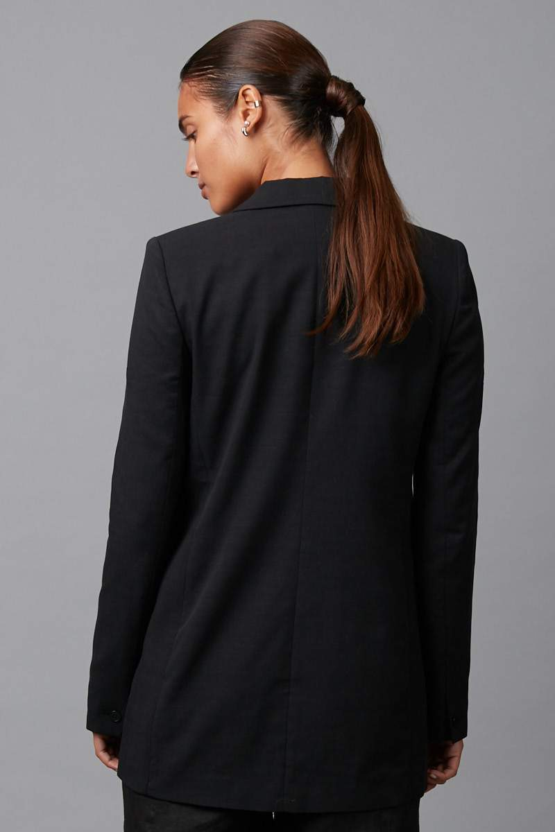 BLACK OTOKO JACKET