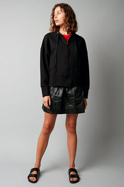 BLACK ZURO JACKET