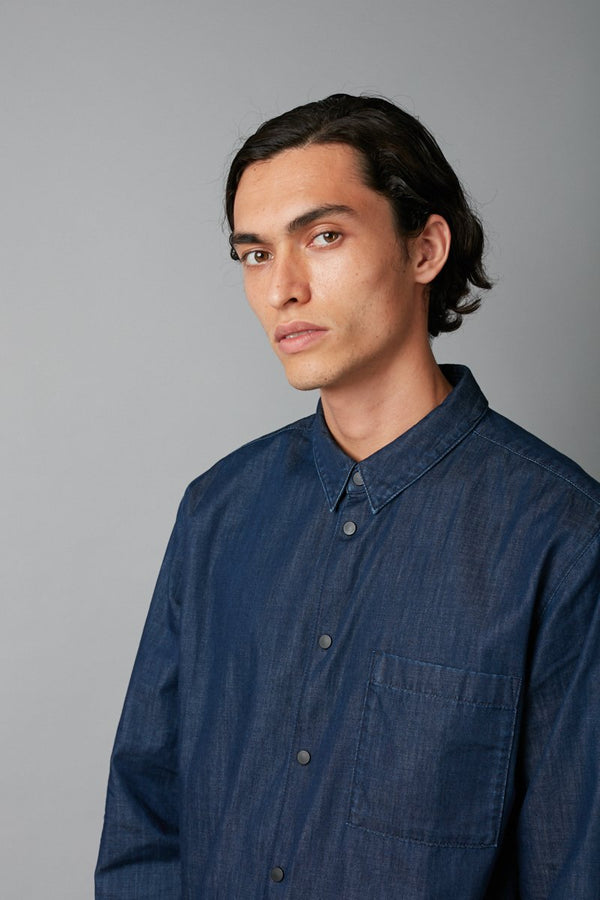SATOH REGULAR LONG SLEEVE SHIRT - Nique Clothing