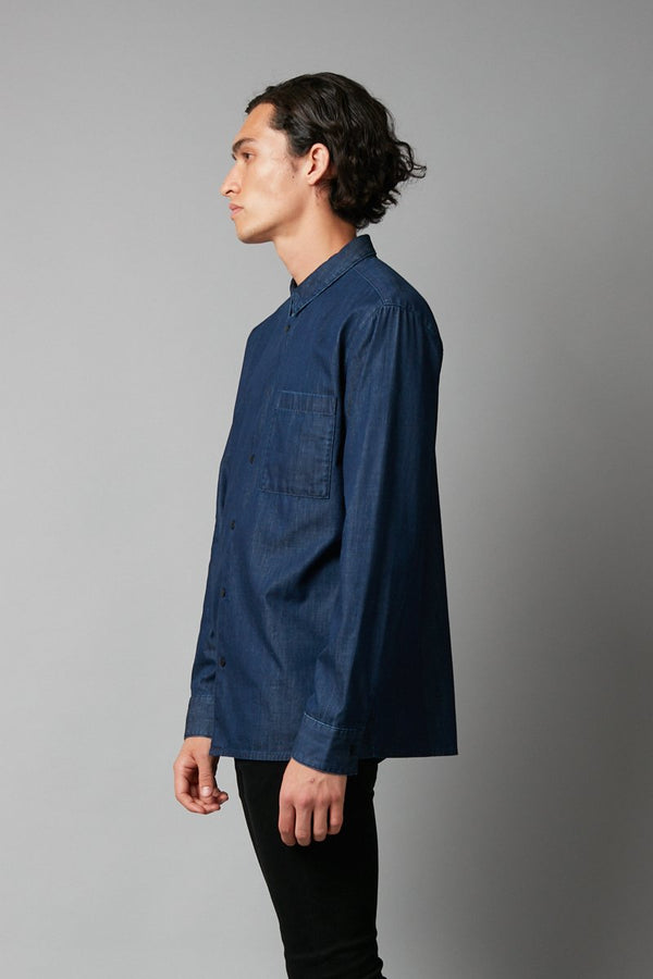 SATOH REGULAR LONG SLEEVE SHIRT