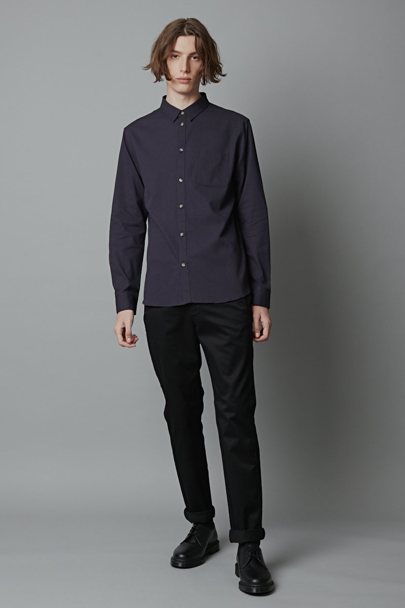 INK JEEVA LONG SLEEVE SHIRT