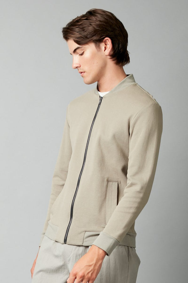 FURANO ZIP THROUGH JACKET - Nique Clothing