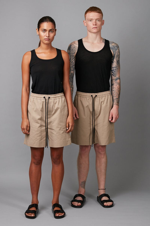 SAND UNISEX TODA SHORT - Nique Clothing