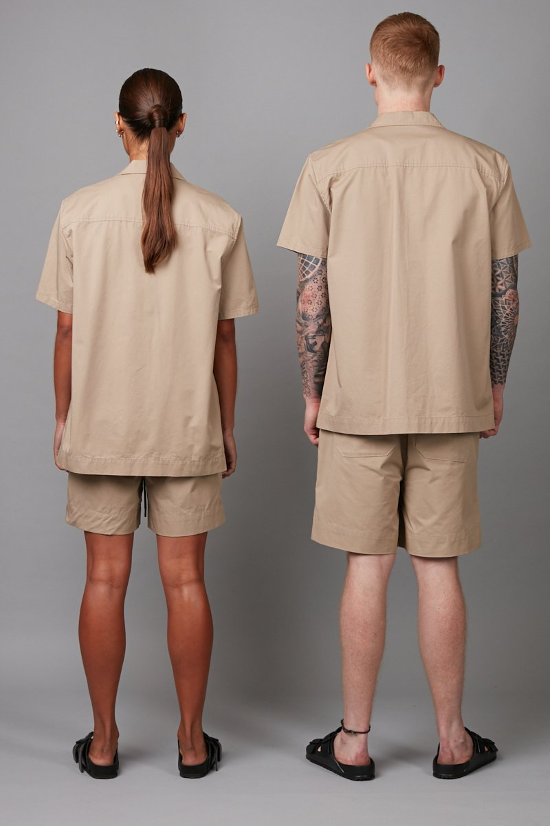 SAND UNISEX ADARP RELAXED SHORT SLEEVE SHIRT