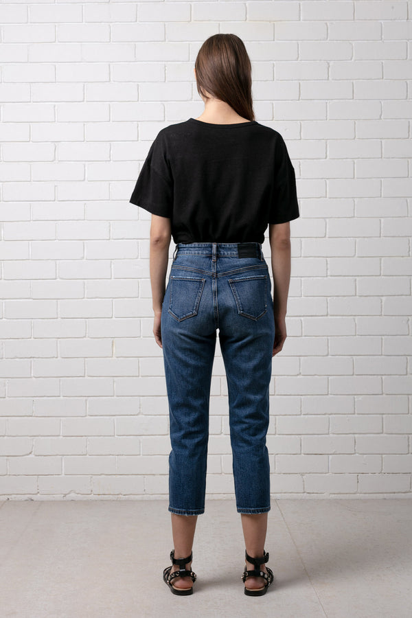MID WORN UMEKO DENIM JEAN