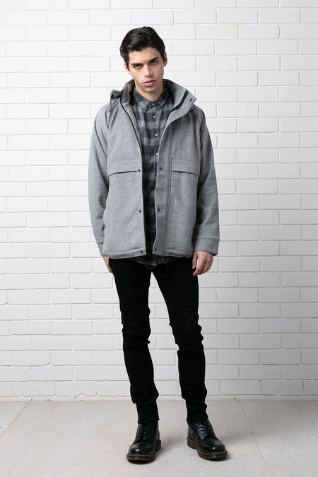 BLACK BAY COAT