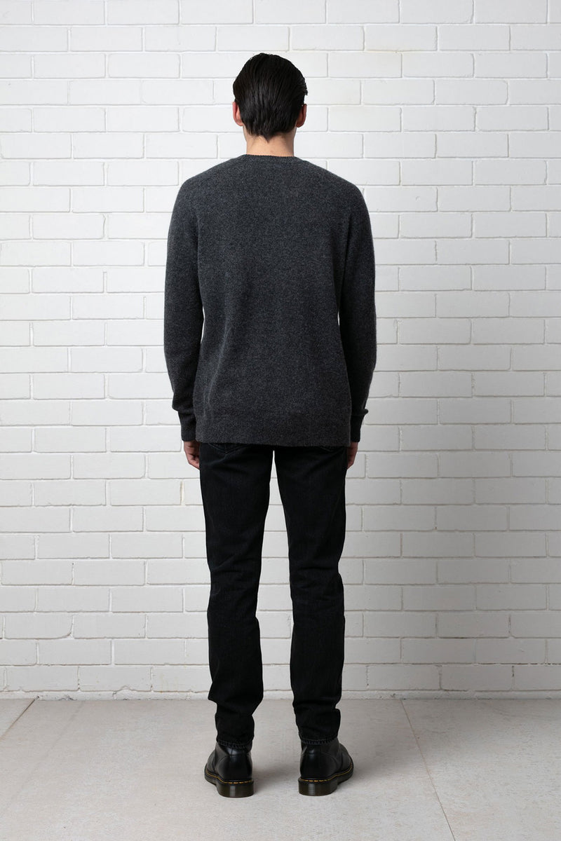 KOMAKU LAMBSWOOL KNIT