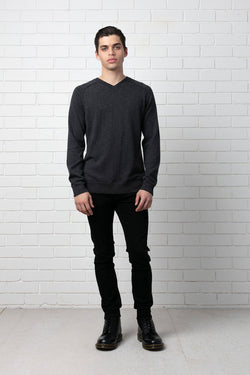 MENS SHIRO WOOL CASHMERE KNIT
