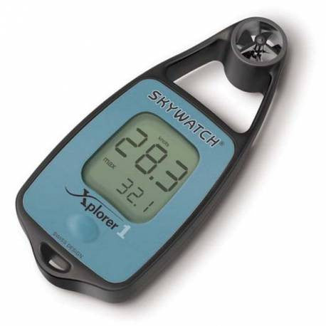 1 SKYWATCH XPLORER WINDMETER