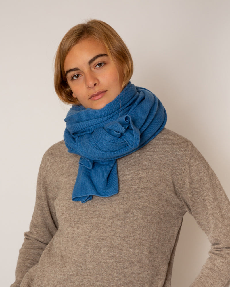 Cashmere, Persian Blue