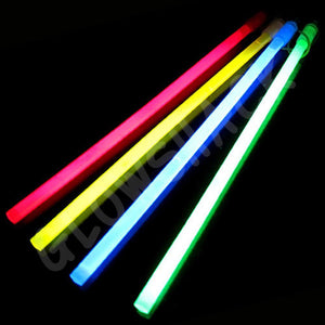 Glowing Premium Glow Stick (12 inch) - GlowShack