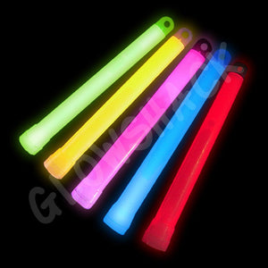Glowing Premium Glow Stick (6 inch) - GlowShack