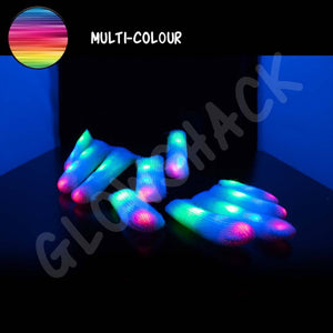 LED Gloves - GlowShack