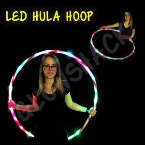 LED Hula Hoop - GlowShack