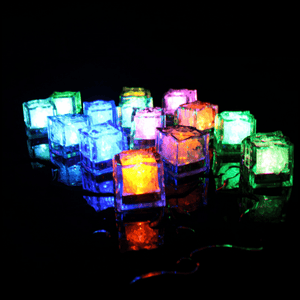LED Ice Cubes - GlowShack