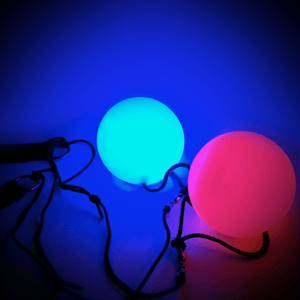 LED POI Balls - GlowShack