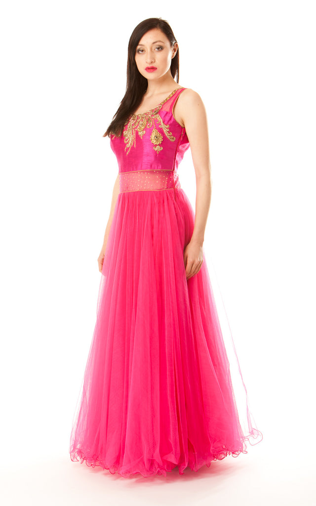 Eastern Inspired Ball Gown