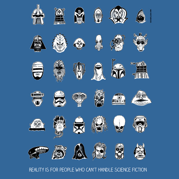 Science Fiction</br>organic cotton t-shirt