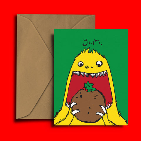 Yum! Christmas Card