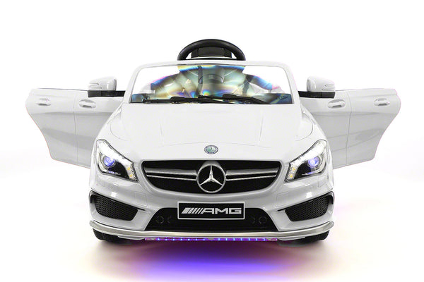 Mercedes CLA45 Sport 12V Kids Ride-On Car with R/C ...