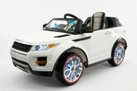 Moderno Kids Moderno Rover 12V Kids Ride-On Car with R/C Parental Remote | White