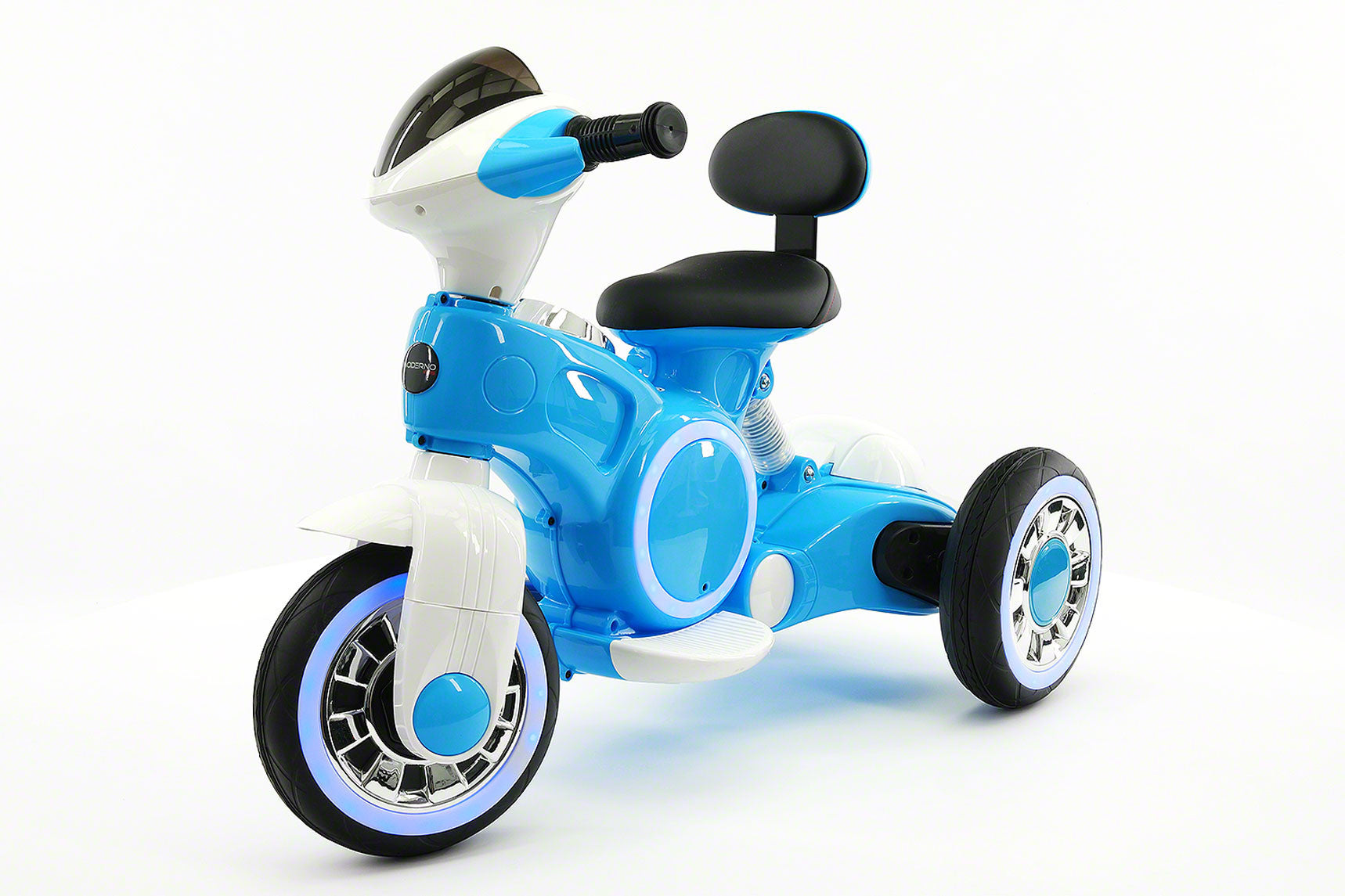 Vip 12 V Electric Kids Ride On Tricycle With...