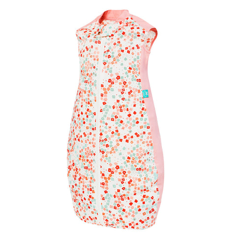 ergoPouch Sleeping Bag Organic Cotton Pink Flower