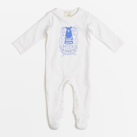 Wilson & Frenchy Lets Sail Under The Stars Growsuit Romper