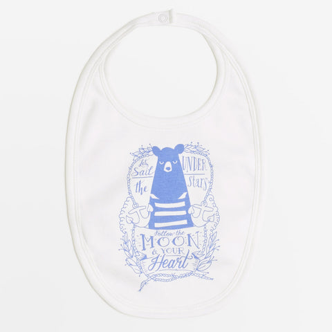 Wilson & Frenchy Lets Sail Under The Stars Bib